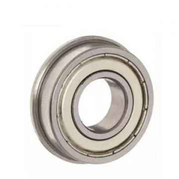 90 mm x 190 mm x 43 mm  NTN QJ318 Angular contact ball bearing