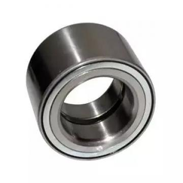 42 mm x 76 mm x 39 mm  ILJIN IJ121003 Angular contact ball bearing
