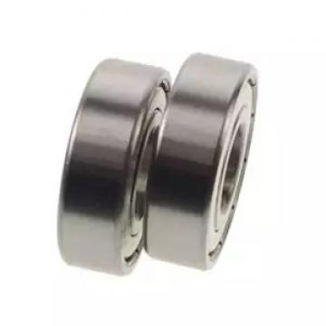 42 mm x 75 mm x 45 mm  ISO DAC42750045 Angular contact ball bearing