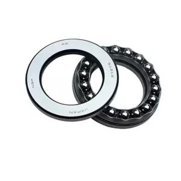 30 mm x 72 mm x 19 mm  NACHI 7306DF Angular contact ball bearing #1 image